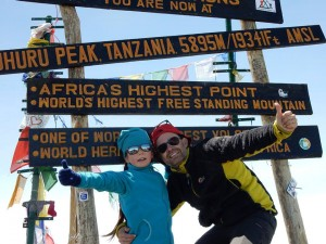Isis op Kilimanjaro avontuur